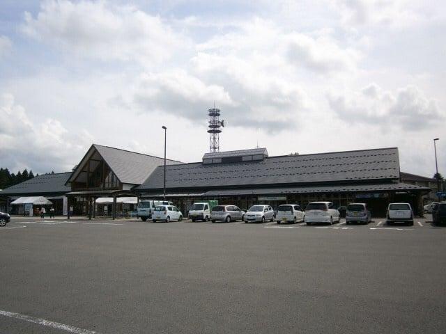 道の駅十文字・まめでらがぁ~ 秋田県横手市十文字町 外観