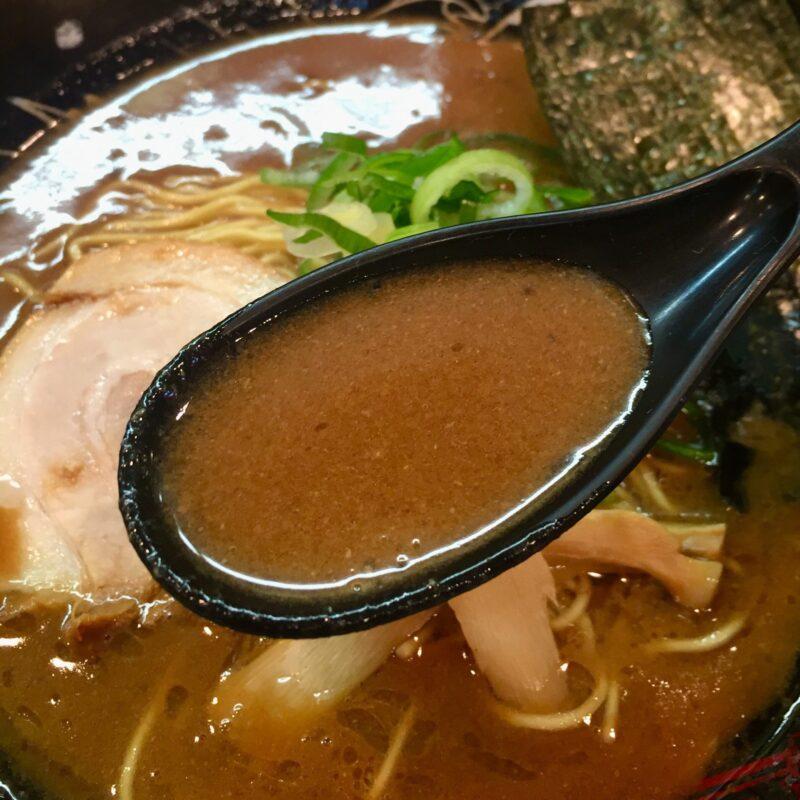 金澤濃厚中華そば 神仙 石川県金沢市西念 濃厚中華そば スープ