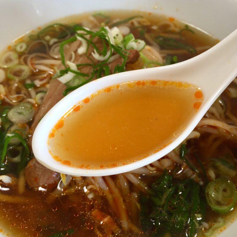 中華料理 一家 いちや 秋田県横手市十文字町 もやしラーメン スープ