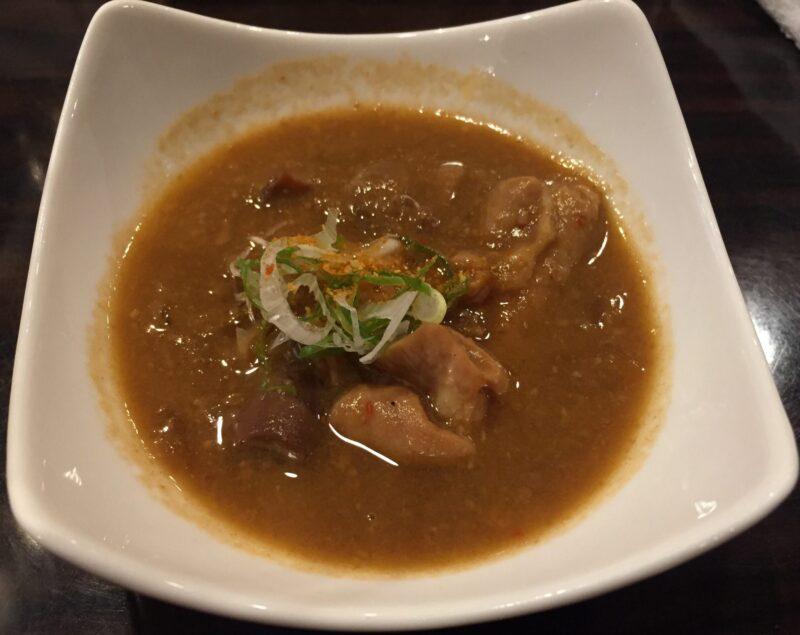 飲み処andキッチン ほのじぐみ 秋田市南通 豚ホルモン煮込み