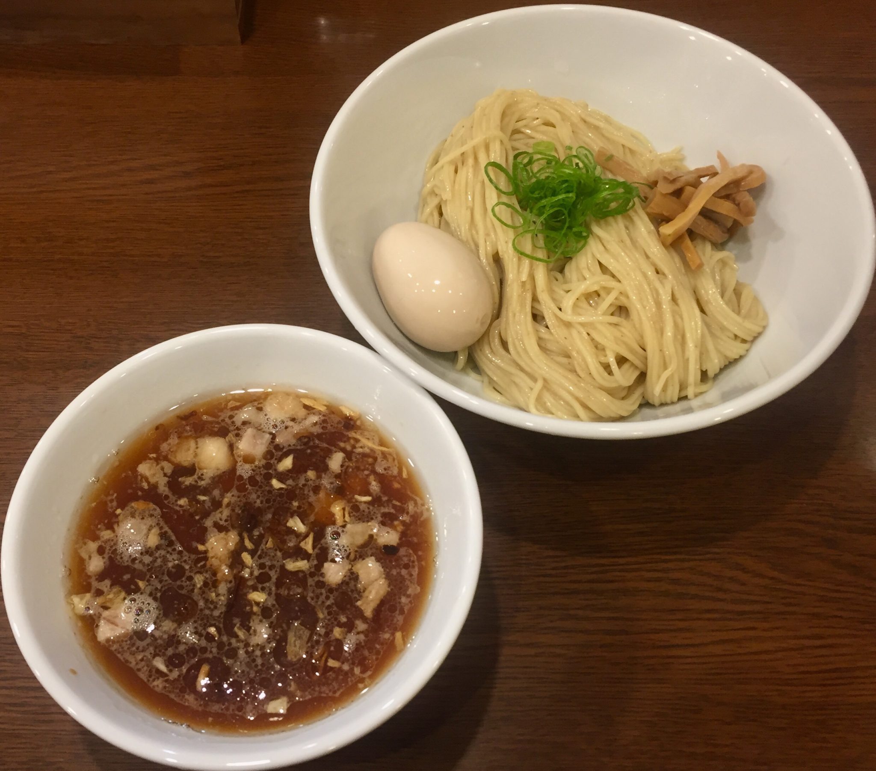 中華そばの店 多むら 秋田県秋田市広面 つけ麺 つけそば