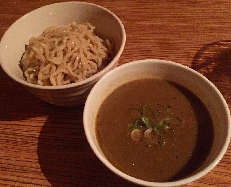 BAR JAH ジャー 秋田県秋田市大町 特製つけめん 中 つけ麺