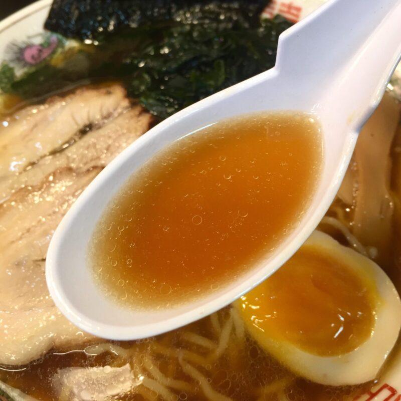 ラーメンショップAji-Q 十文字店 アジキュー 秋田県横手市十文字町 煮干ラーメン スープ
