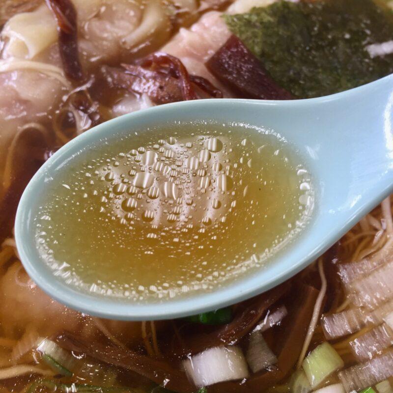 大塚支店 千葉県銚子市双葉町 ワンタンメン ラーメン スープ