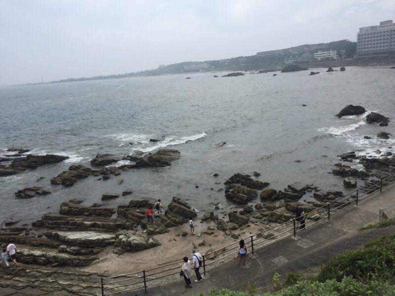 犬吠埼 君ヶ浜しおさい公園 千葉県銚子市君ヶ浜 海岸