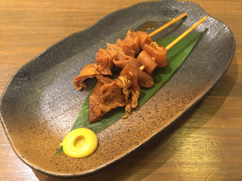 餃子酒場 TSUTSUMIYA つつみや つくば店 茨城県つくば市竹園 串煮込み 牛スジ