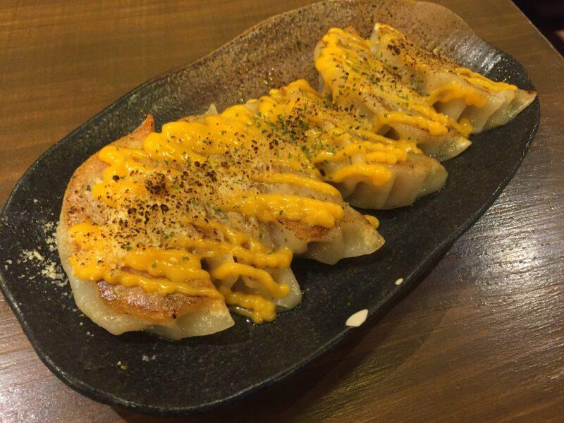 餃子酒場 TSUTSUMIYA つつみや つくば店 茨城県つくば市竹園 チーズ餃子