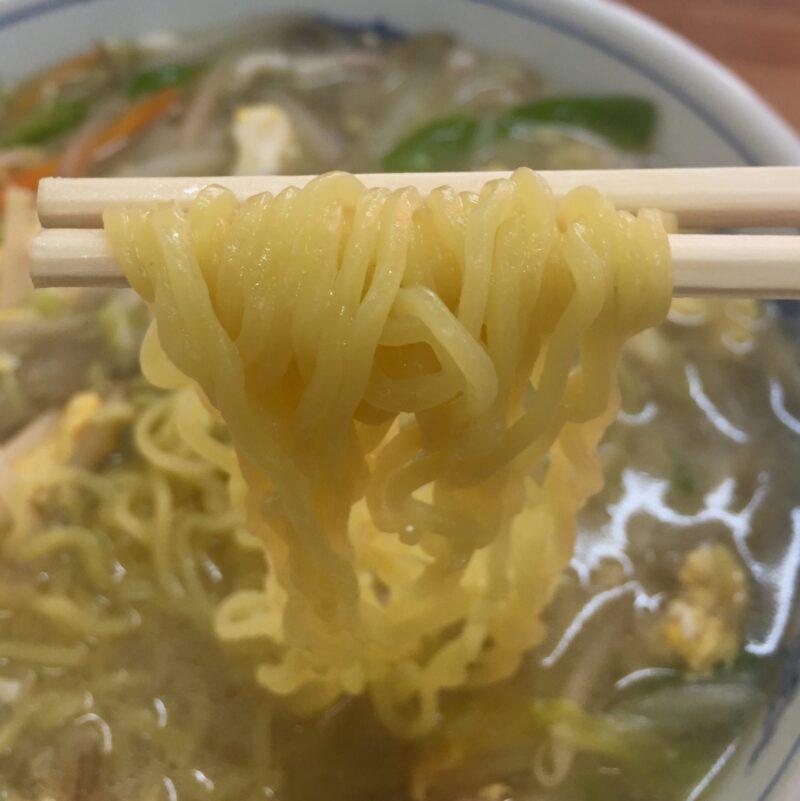 中華料理 金華園 秋田市中通 ご当地ラーメン 秋田ちゃんぽん チャンポン 麺