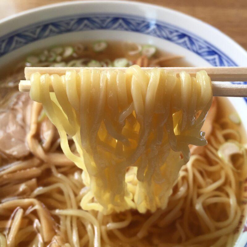 まごころと味の店 さとみ 秋田県湯沢市山田 ラーメン 麺