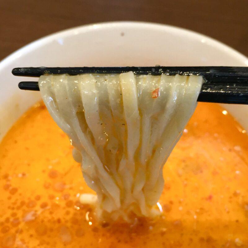 NOODLE SHOP KOUMITEI 香味亭 秋田県横手市婦気大堤 冷製坦々つけ麺 自家製麺