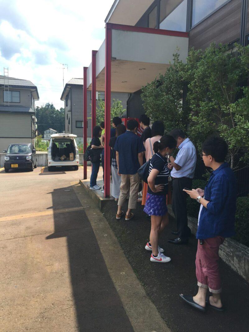 麺や ようか 新潟県小千谷市若葉 行列
