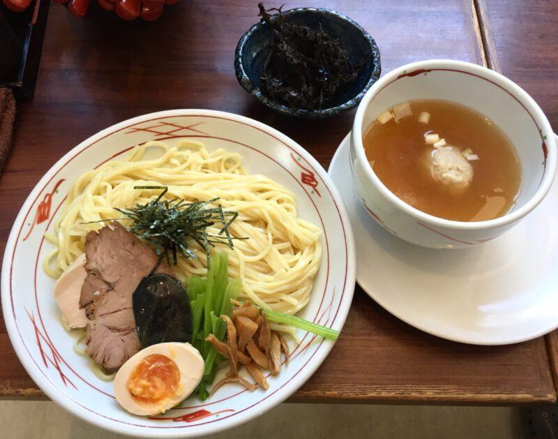 麺や ようか 新潟県小千谷市若葉 塩もりそば