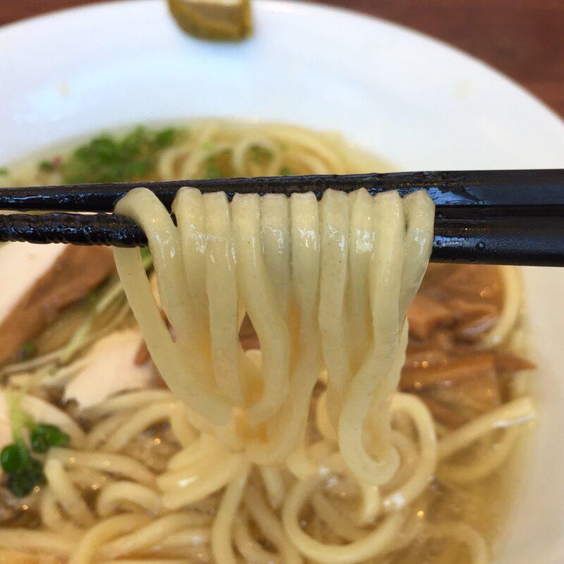 麺や ようか 新潟県小千谷市若葉 塩らーめん 塩そば 自家製麺