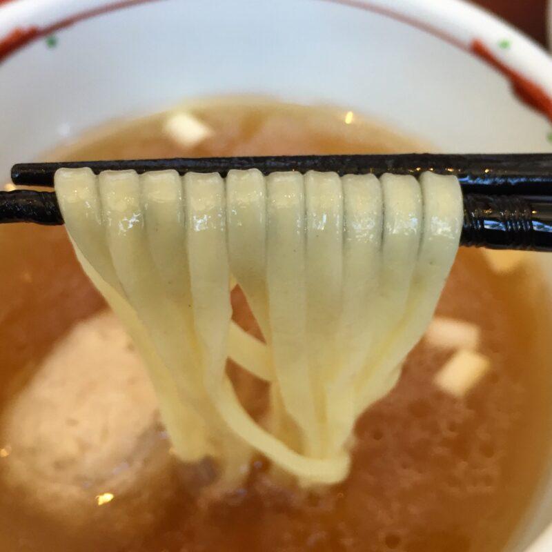 麺や ようか 新潟県小千谷市若葉 塩もりそば 自家製麺