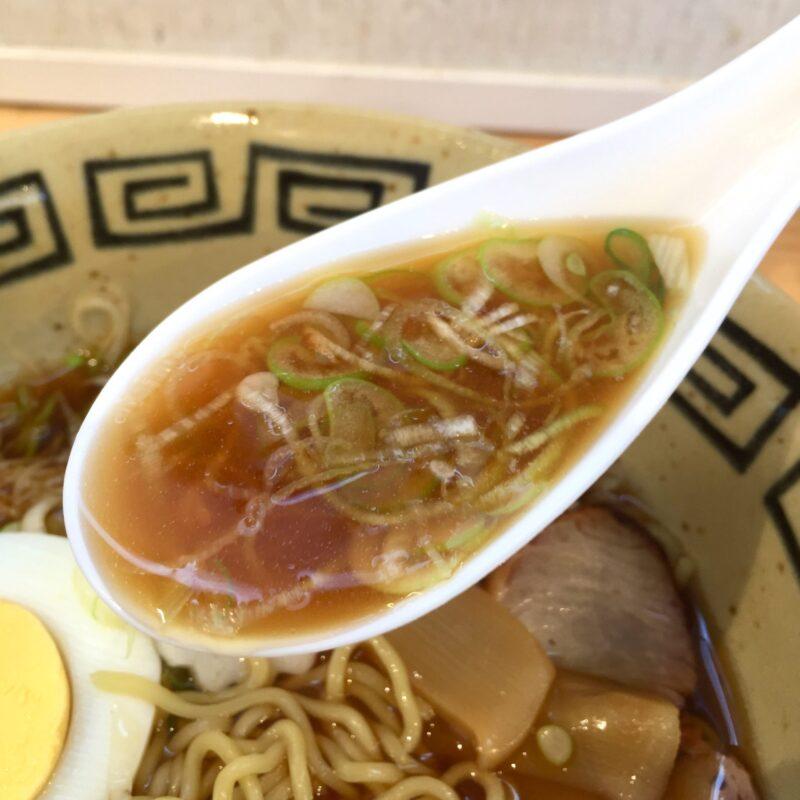 安田商店 MART YASUDA 立ち喰いそば 秋田県秋田市濁川 そば屋のラーメン 醤油ラーメン スープ