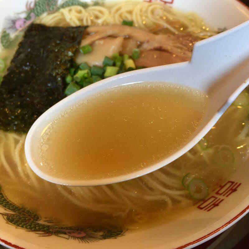 煮干中華あさり 秋田県大館市川口 塩中華そば スープ
