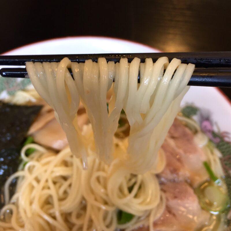 煮干中華あさり 秋田県大館市川口 塩中華そば 自家製麺