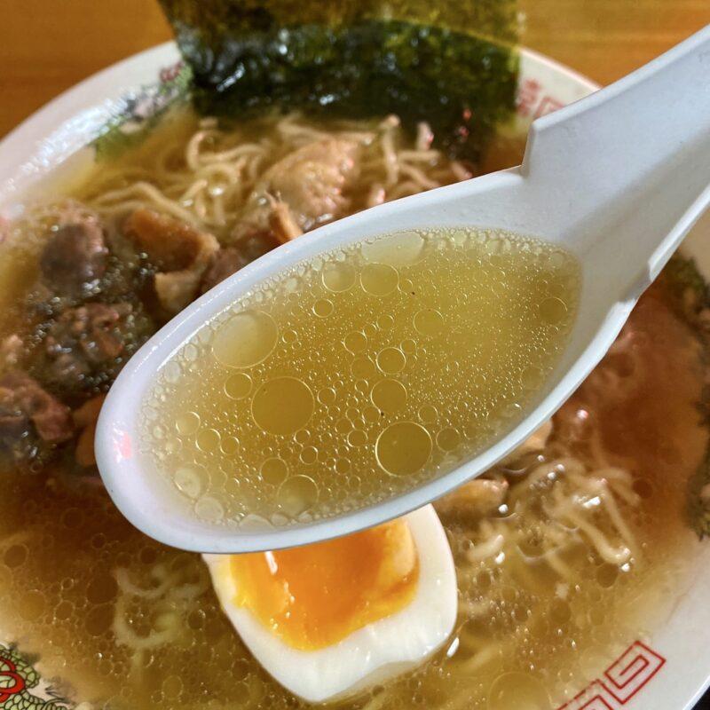 うそらぱ亭 ごろんぱ 秋田県由利本荘市山本 親どりラーメン ご当地ラーメン しない鶏ラーメン スープ