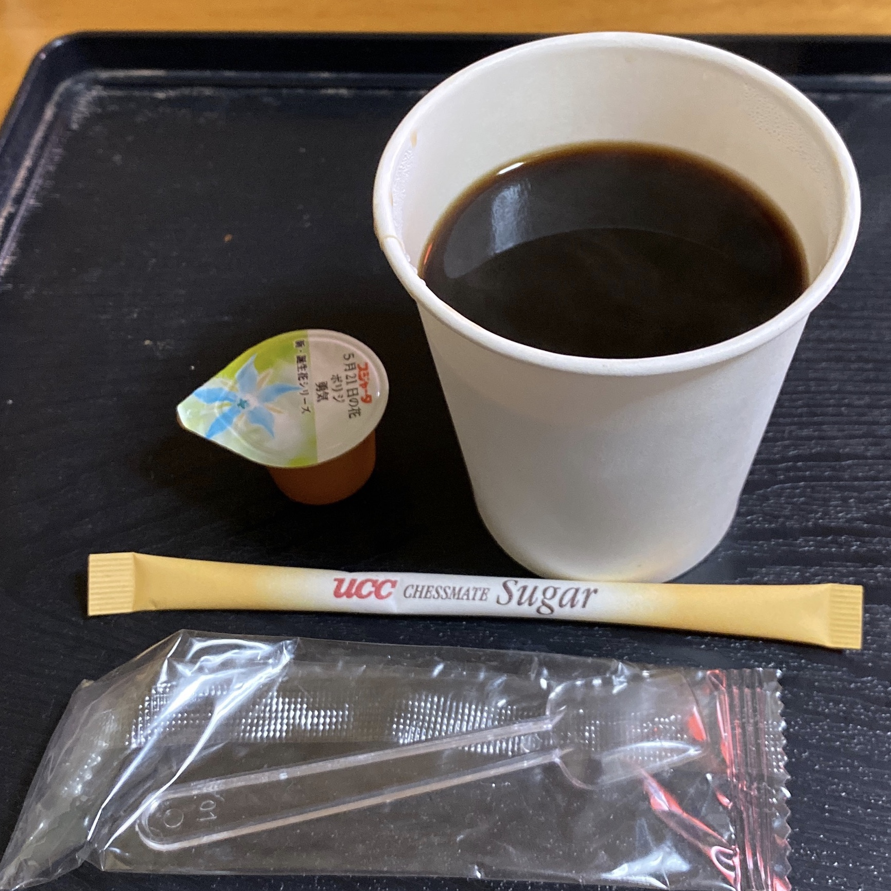 うそらぱ亭 ごろんぱ 秋田県由利本荘市山本 親どりラーメン ご当地ラーメン しない鶏ラーメン コーヒー付き コーヒー無料