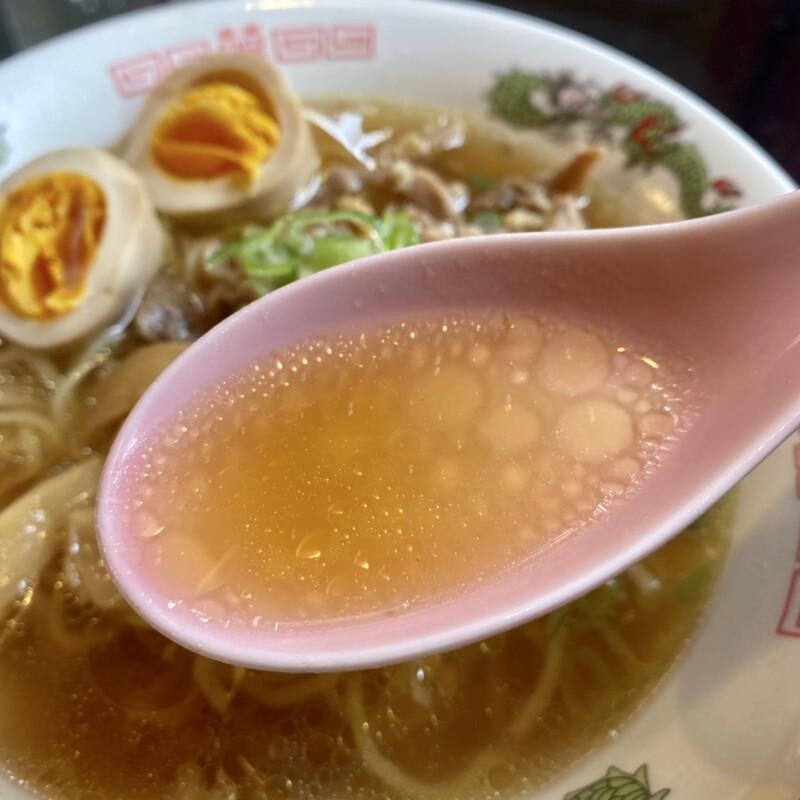 ジュテーム 秋田県にかほ市象潟町 ご当地ラーメン しない鶏ラーメン ラーメン スープ