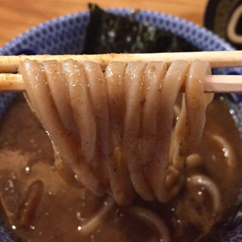 中華蕎麦 うゑず 山梨県中巨摩郡昭和町清水新居 つけめん つけ麺 自家製麺
