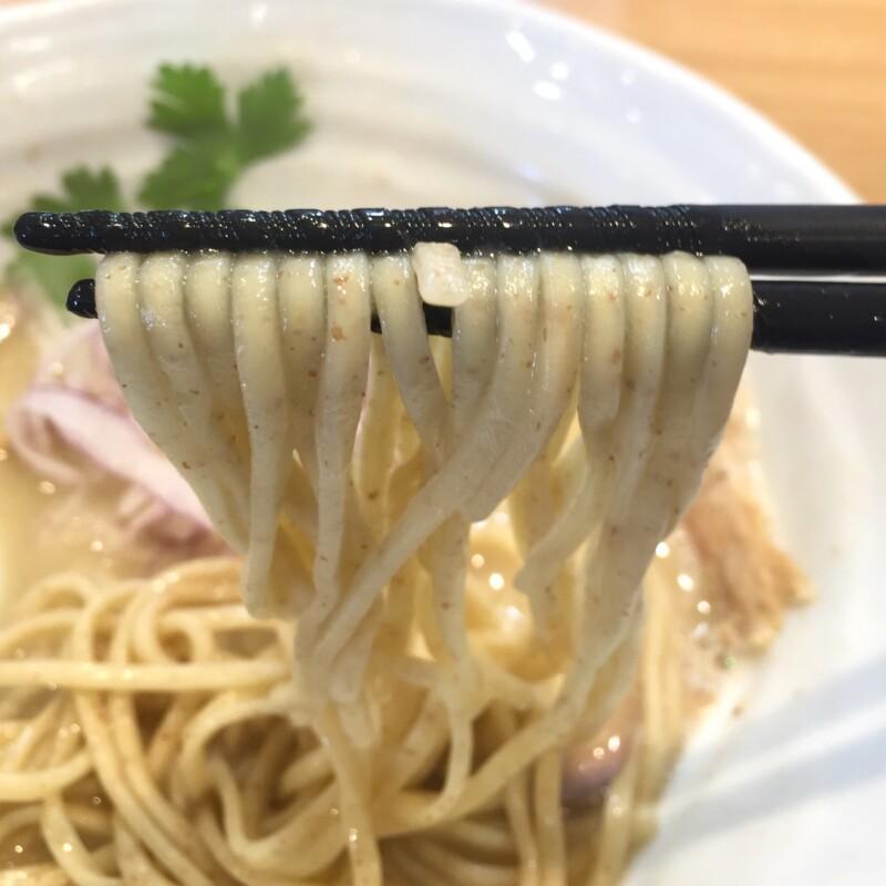 麺や 厨 clear くりや 静岡市駿河区国吉田 うっ鶏そば 鶏白湯 自家製麺