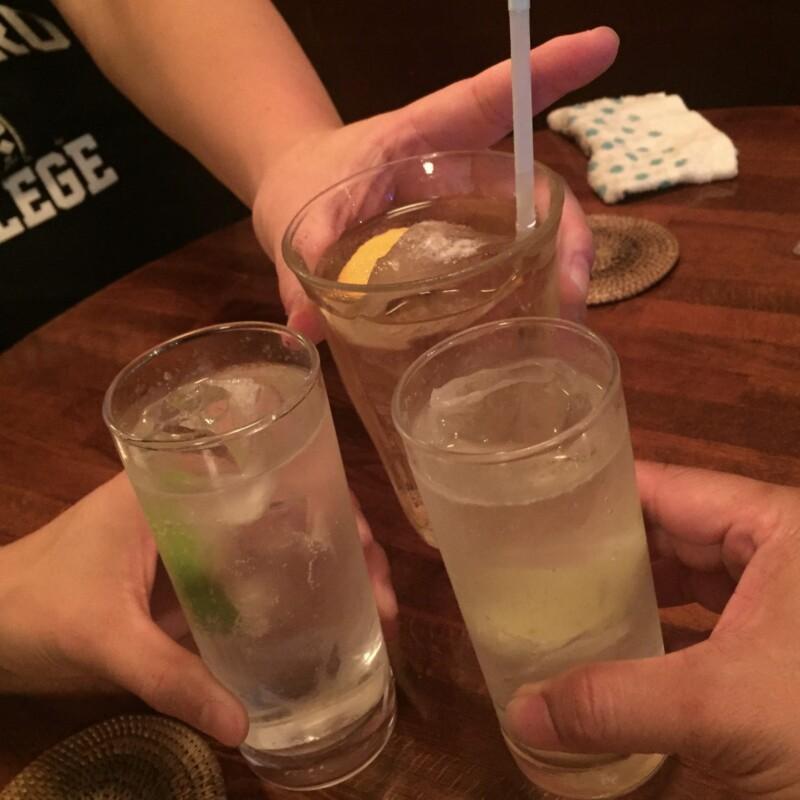 GOOD HEAVENS グッドヘブンス 秋田県秋田市大町 テキーラトニック 乾杯