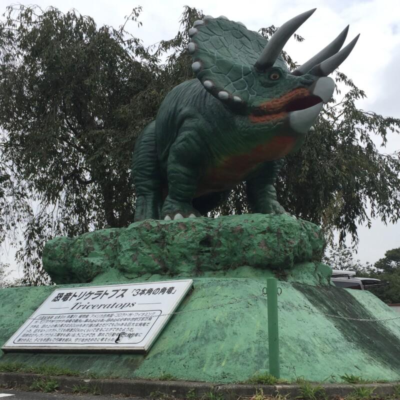 手打 焔 ほむら 栃木県那須塩原市上厚崎 トリケラトプス