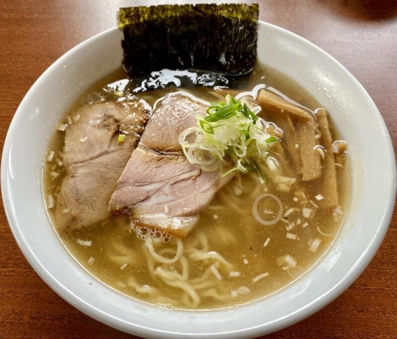麺屋 杢縁 麺屋モクエン 山形県鶴岡市藤島 塩らーめん 塩ラーメン