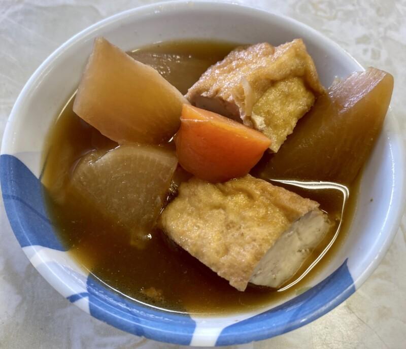 五郎兵衛食堂 ごろうべえしょくどう 山形県酒田市中町 煮物