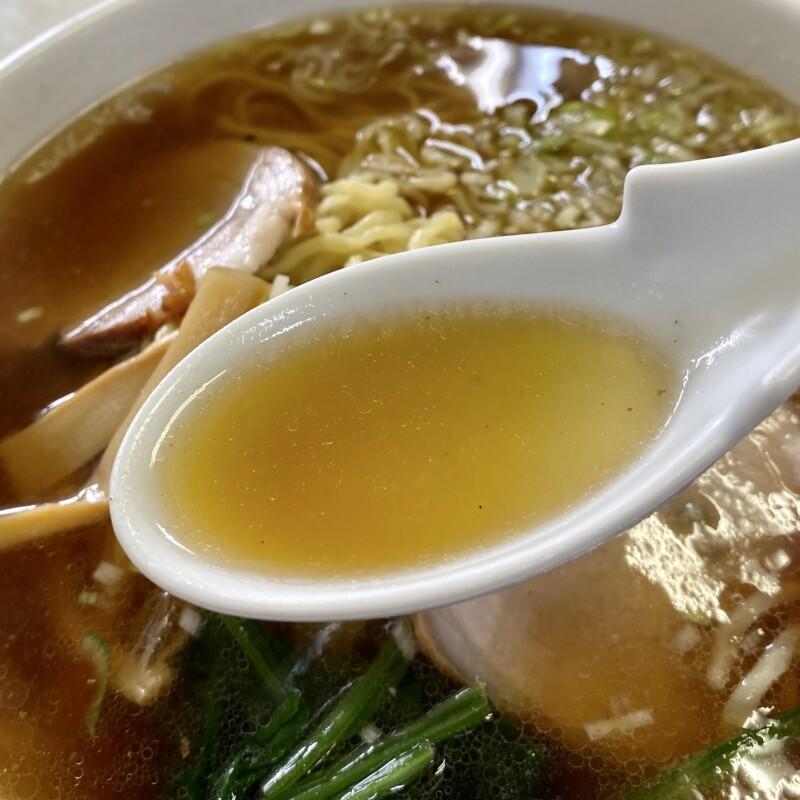 五郎兵衛食堂 ごろうべえしょくどう 山形県酒田市中町 中華そば スープ