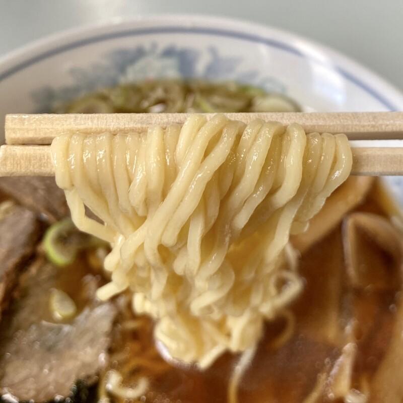 皿谷食堂 さらや 山形県寒河江市本町 中華そば 自家製麺