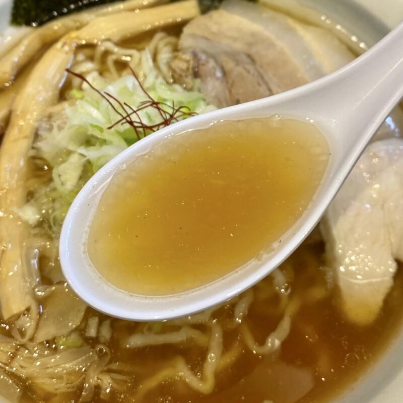 麺や陽風 はるかぜ 山形県山形市清住町 山形中華そば 醤油ラーメン スープ
