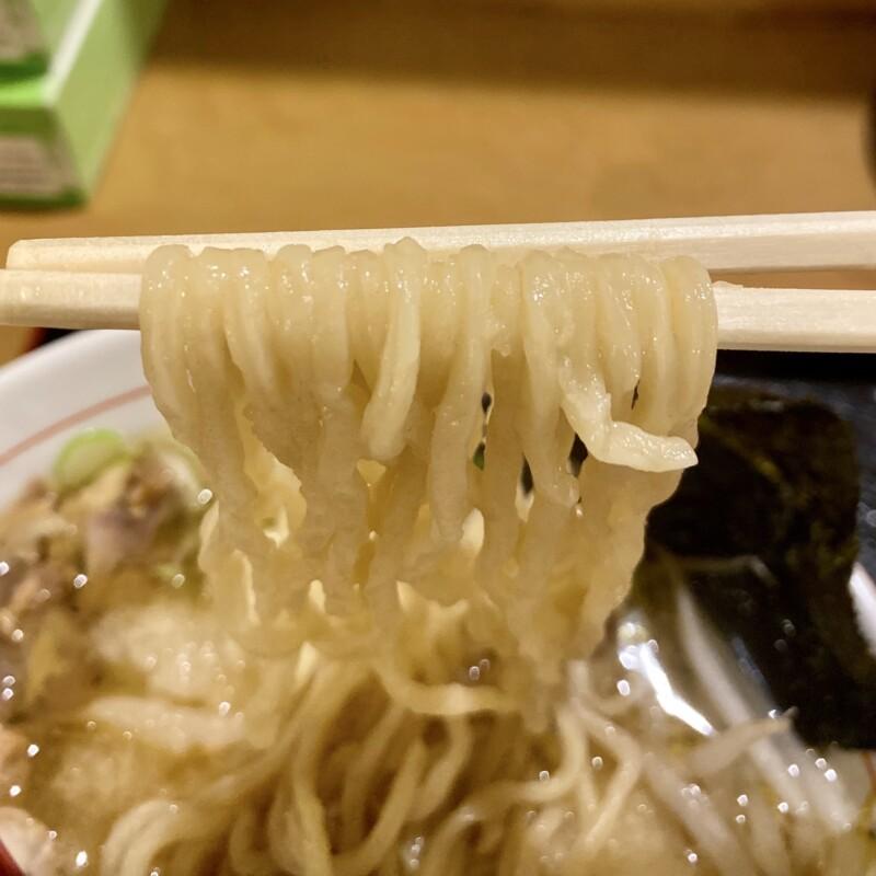 麺屋いばらき 山形県天童市北目 おろし中華 温 麺