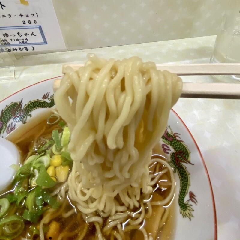 ラーメン居酒屋 ゆっちゃん 石川県七尾市和倉町 和倉温泉 ラーメン 醤油 〆ラー 麺