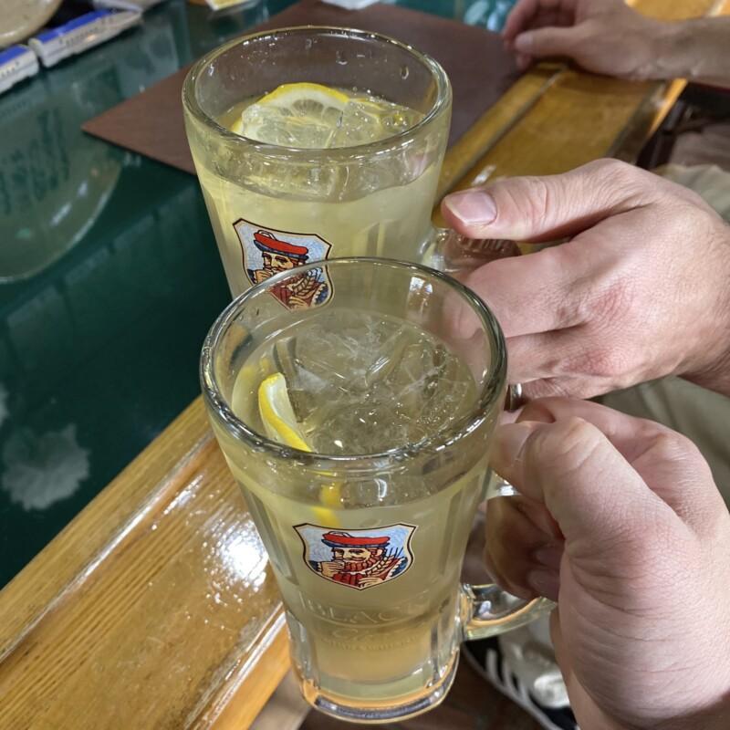珈琲レストラン はいだるい 石川県七尾市和倉温泉駅前タ ハイボール 乾杯