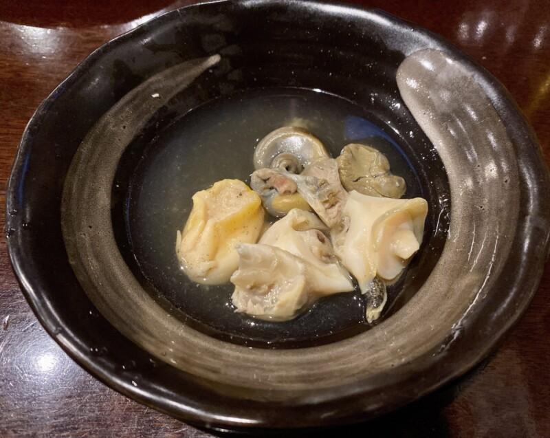 おでん居酒屋 美幸 犀川店 さいがわ 石川県金沢市片町 ばいがい バイ貝