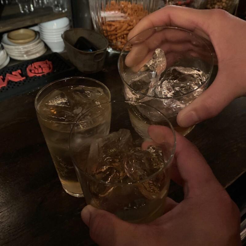 パブキタムラヤ Barひばり 石川県金沢市片町 カナディアンクラブ 乾杯