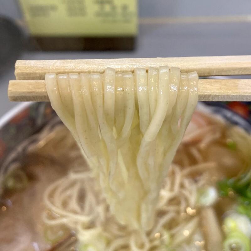 中華料理 平和軒 石川県金沢市尾山町 ラーメン ワンタン麺 自家製麺