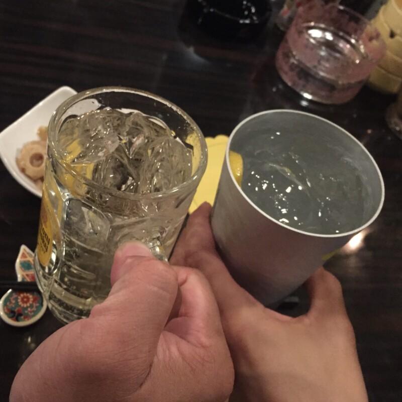 飲み処andキッチン ほのじぐみ 秋田市南通 ハイボール 乾杯
