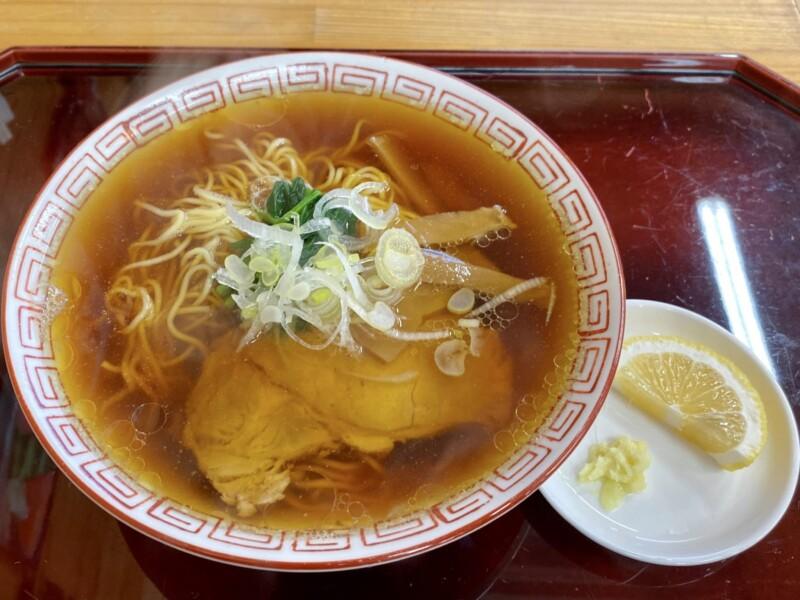 フレッシュグリーン FRESH GREEN 食堂DEKI-TATE 秋田県由利本荘市荒町 ラーメン