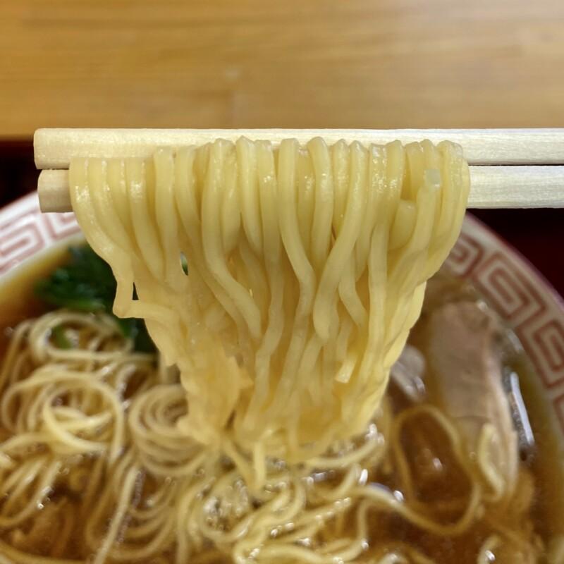 フレッシュグリーン FRESH GREEN 食堂DEKI-TATE 秋田県由利本荘市荒町 ラーメン 麺