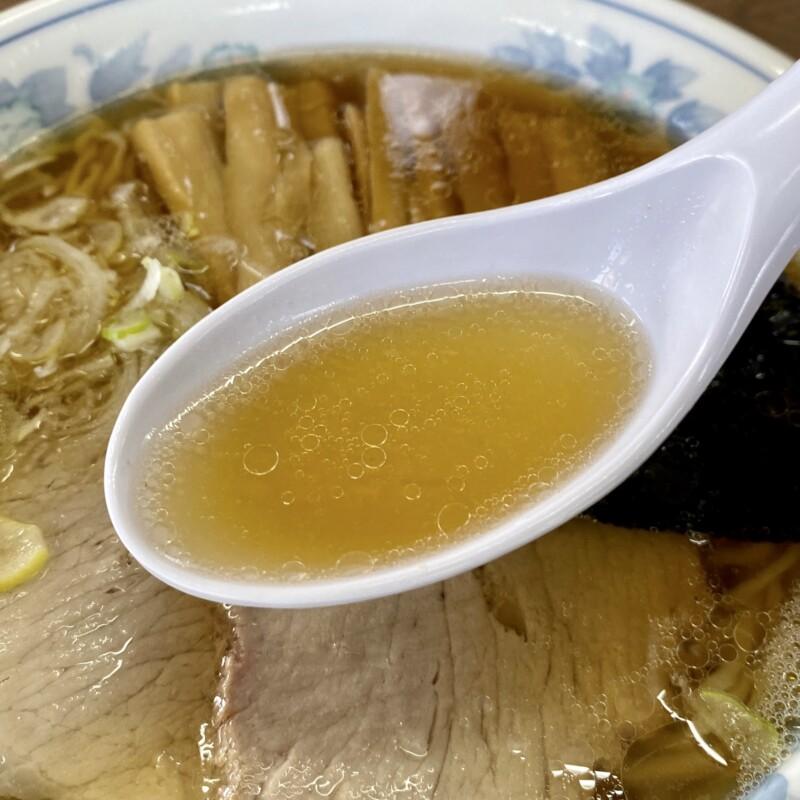 山椒そばや 山形県上山市葉山 ラーメン 醤油ラーメン スープ