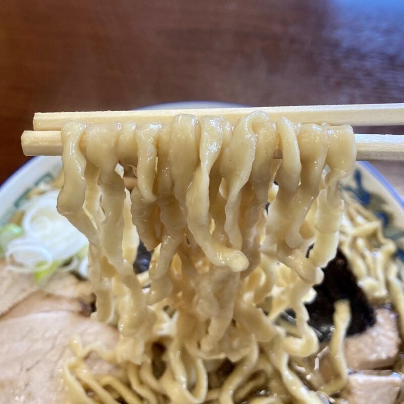 ケンちゃんラーメン 秋田店 秋田県秋田市飯島道東 中華そば 普通 自家製麺