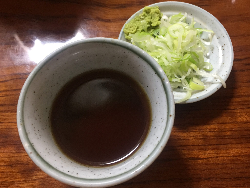 大石田そば きよ きよそば 山形県北村山郡大石田町 板そば ざるそば つけ汁 蕎麦つゆ タレ 薬味