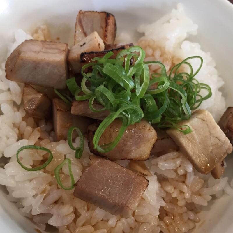 中華そばの店 多むら 秋田県秋田市広面 肉ごはん
