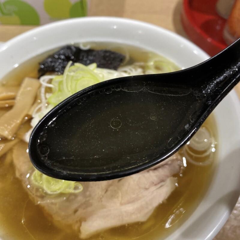 MONCHAN RAMEN SHUN もんちゃんラーメン シュン 秋田県由利本荘市川口 中華そば 塩 スープ