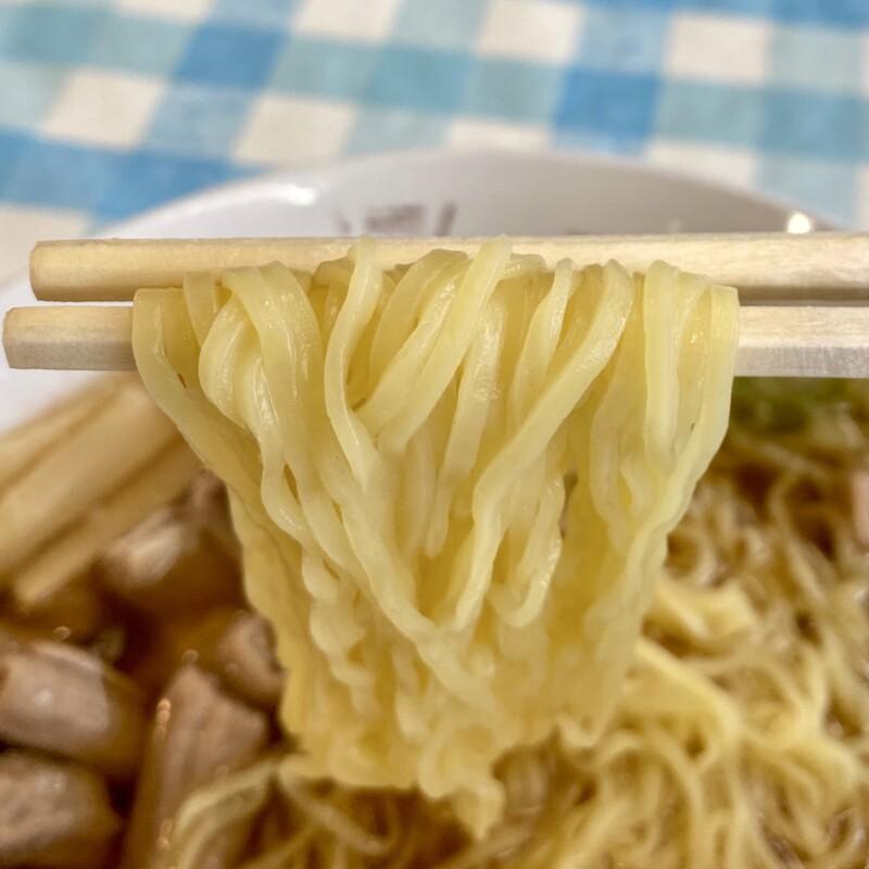 日の丸フーズ 日の丸食堂 秋田県由利本荘市西目町沼田 道の駅にしめ はまなすの里 ホルモンラーメン 麺