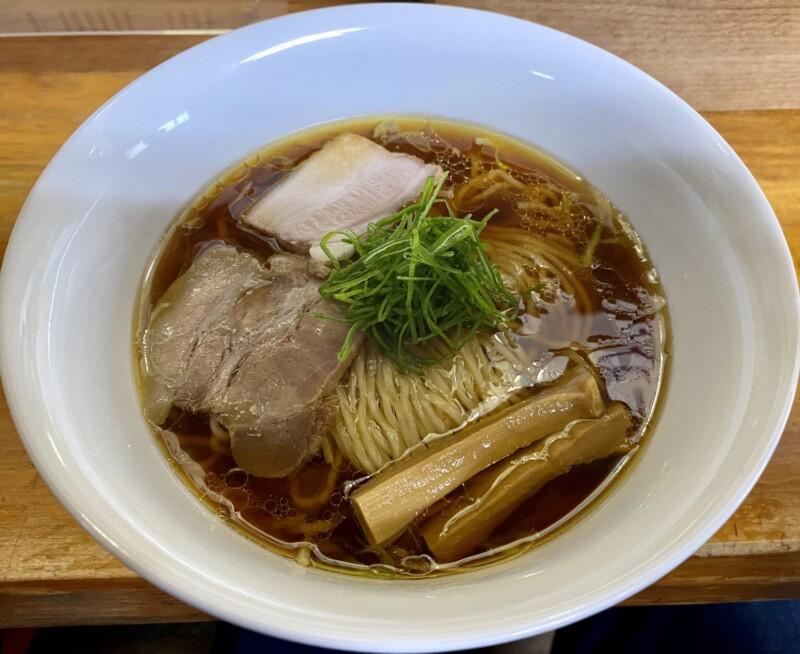 柳麺 多むら 能代本店 秋田県能代市花園町 醤油ラーメン