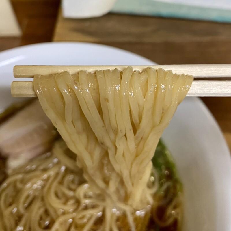 柳麺 多むら 能代本店 秋田県能代市花園町 醤油ラーメン 麺